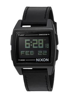 Nixon Base Leather