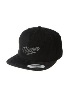 Nixon Bogey Snapback Hat