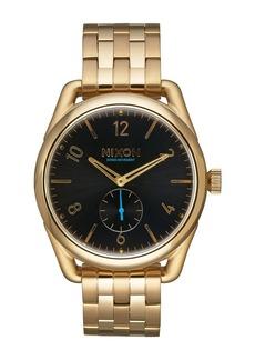 Nixon C39 Swiss Quartz Bracelet Watch, 39mm