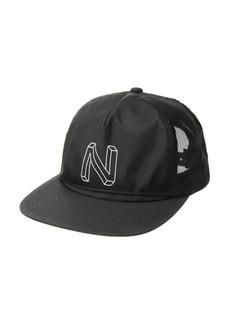 Nixon Crater Split Mesh Trucker Hat