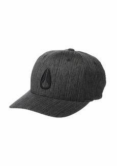 newest e3669 2e59b Nixon Deep Down Athletic Textured Hat