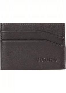 Nixon Flaco Leather Card Wallet