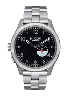Nixon Men's Beacon Bracelet Watch, 42mm