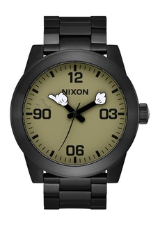 Nixon Men's Corporal Bracelet Watch, 48mm