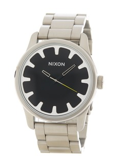 Nixon Men's Driver Bracelet Watch, 42mm