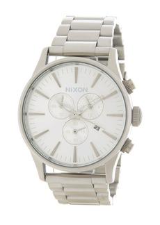 Nixon Men's Sentry Chrono Watch, 42mm
