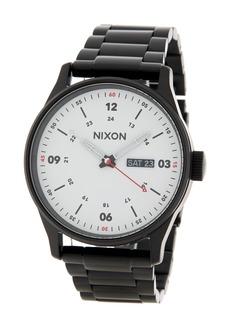 Nixon Men's Sentry SS Bracelet Watch, 42mm