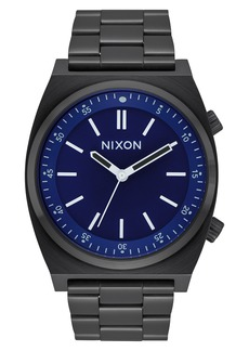 Nixon Brigade Bracelet Watch, 40mm