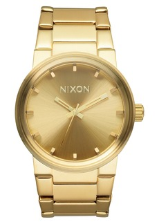 Nixon Cannon Bracelet Watch, 39.5mm