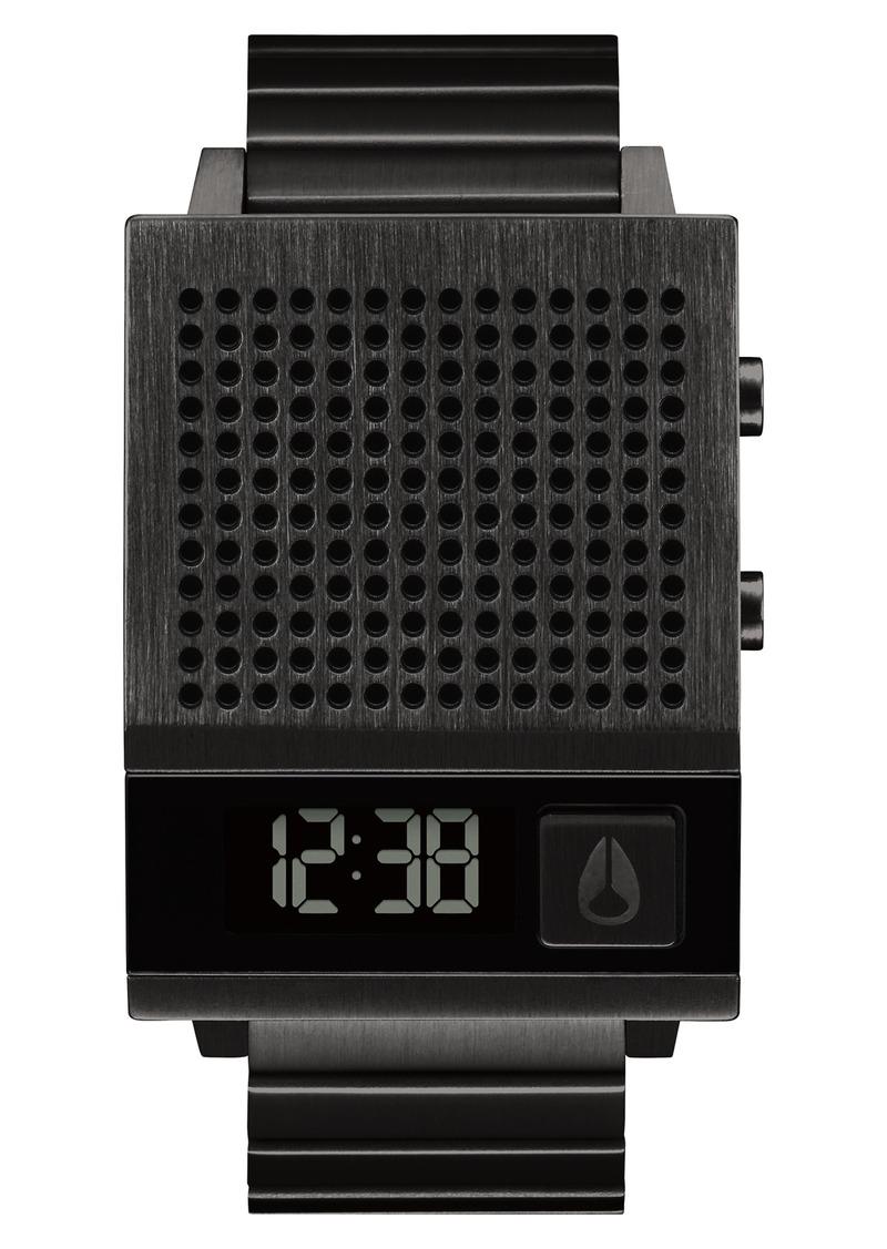Nixon Dork Too Bracelet Watch, 32mm