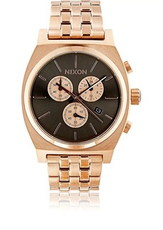 Nixon Men's Time Teller Chrono Watch