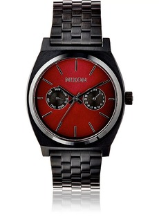 Nixon Men's Time Teller Deluxe Watch