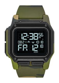 Nixon Regulus Digital Watch, 46mm