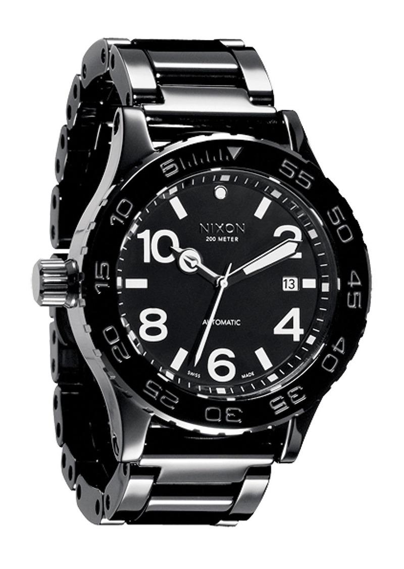 Nixon 'The Ceramic 42-20' Automatic Watch
