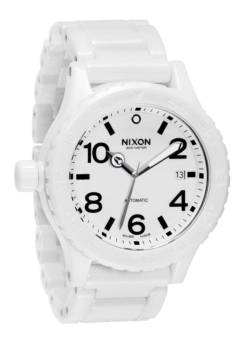 Nixon 'The Ceramic 42-20' Watch