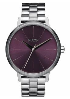 Nixon 'The Kensingon' Bracelet Watch, 37mm