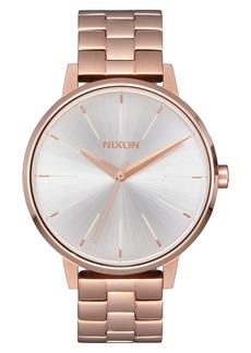 Nixon 'The Kensington' Bracelet Watch, 37mm