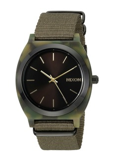 Nixon The Time Teller Acetate X The Mash Up Collection