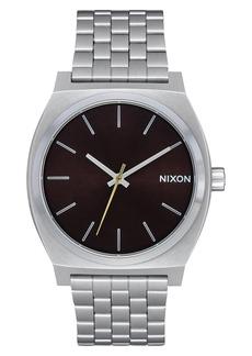 Nixon The Time Teller Bracelet Watch, 37mm