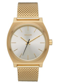 Nixon The Time Teller Bracelet Watch, 37mm