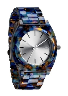 Nixon 'The Time Teller Watercolor' Watch, 39mm x 37mm