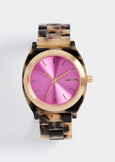 Nixon Time Teller Tort Watch, 38mm