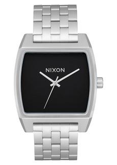 Nixon Time Tracker Bracelet Watch, 37mm