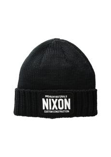 Nixon Trucker Beanie