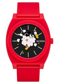 Nixon x Disney Time Teller Strap Watch, 40mm