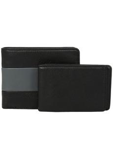 Nixon Pass Bi-Fold ID Wallet