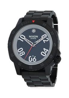 Nixon Ranger Star Wars Stainless Steel Bracelet Watch
