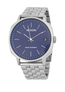 Nixon Regent II Stainless Steel Watch