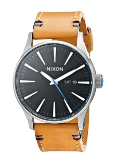 Nixon Sentry Leather - Naturel Collection