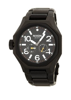 Nixon Stainless Steel Classic Strap Watch