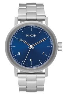 Nixon Stark Bracelet Watch, 42mm