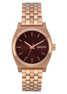 Nixon Women's Medium Time Teller Bracelet Watch, 31mm