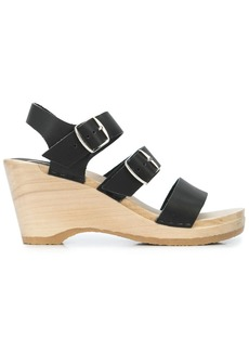 No.6 caged sandals