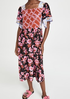 No.6 Yves Patchwork Dress
