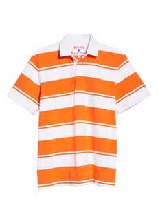 Noah x Birdwell Stripe Rugby Polo (Nordstrom Exclusive)