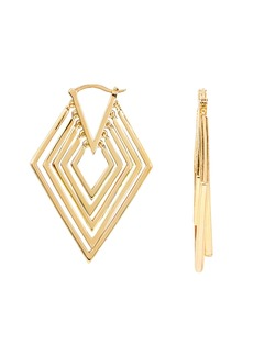 Noir Mavek Earrings