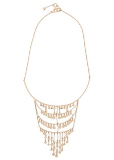 Noir Jewelry Woman Gavitella 14-karat Gold-plated Necklace Gold