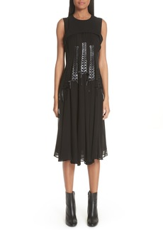 noir kei ninomiya Ribbon Bodice Dress