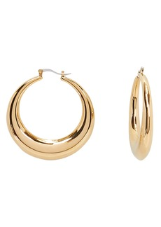 Noir Studio 54 Hoops