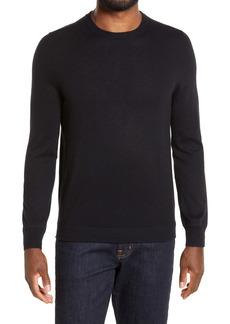 Men's Nordstrom Men's Shop Crewneck Lightweight Cashmere Sweater