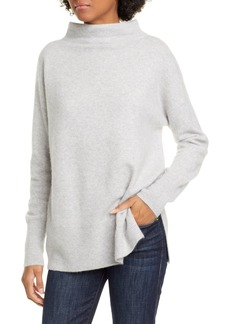 Nordstrom Funnel Neck Cashmere Sweater