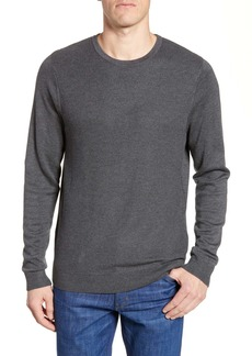 Nordstrom Honeycomb Crewneck Sweater