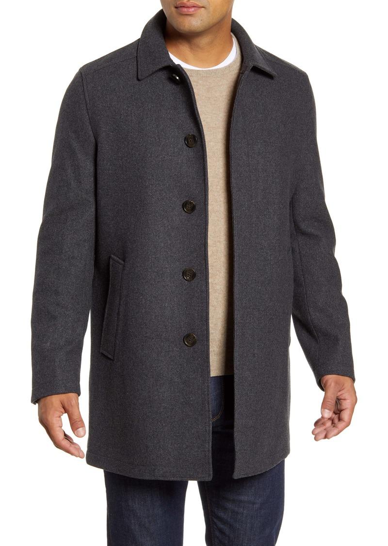 John W. Nordstrom® Russell Wool Blend Coat