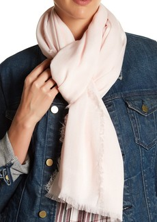 Nordstrom Lattice Border Scarf
