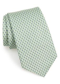 Men's Nordstrom Men's Shop Neat Silk Tie