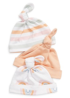 Nordstrom 3-Pack Knotted Hats (Baby)